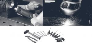 Photo d'EPI et d'outils